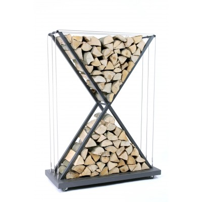 Firewood Rack: The X