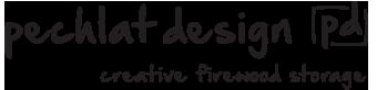 pechlat design - Creative Firewood Storage